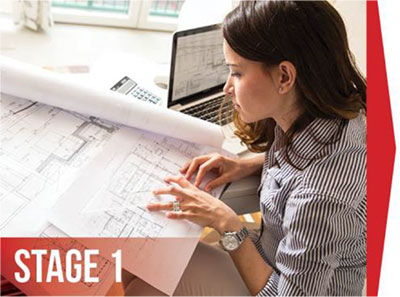 Working with your architect - stage 1